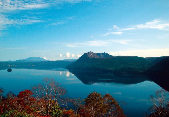 摩周湖写真2