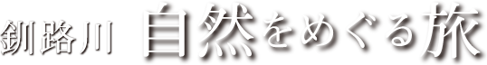 釧路町、標茶町、鶴居村、弟子屈町など、釧路湿原を縫うように穏やかに流れる釧路川。上流、中流、下流でまったく違った表情を見せ、全国のカヌー愛好家の憧れの的でもあります。ゆったりとした自然のなかでのロングステイもおすすめです。